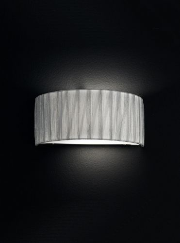Franklite FL2283/1 Satin Nickel Wall Light